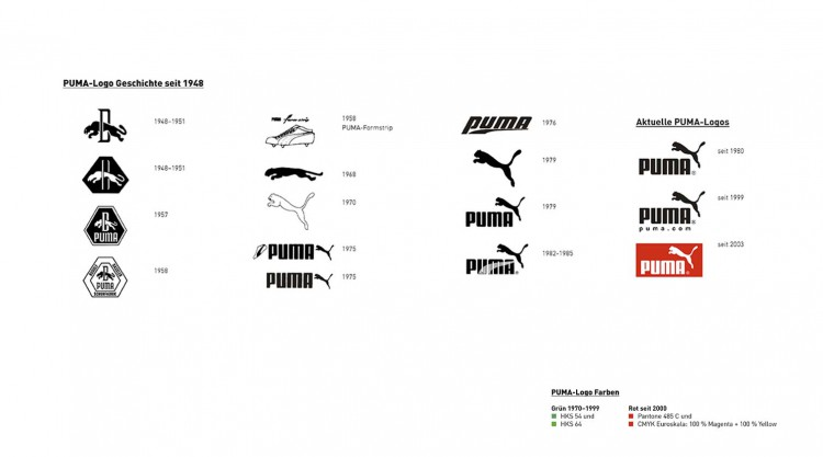 puma logo bilder