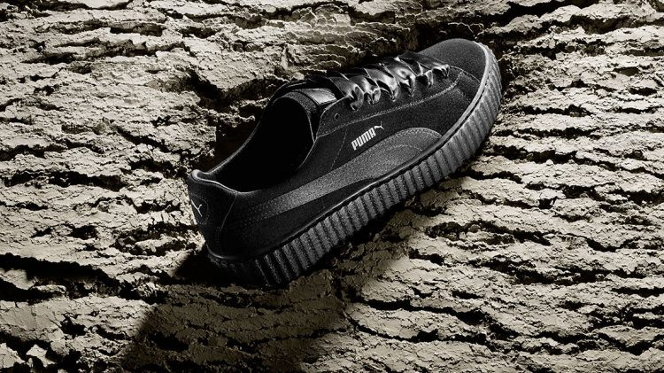Rihanna's Latest Puma Sneaker Is Made of Satin And
