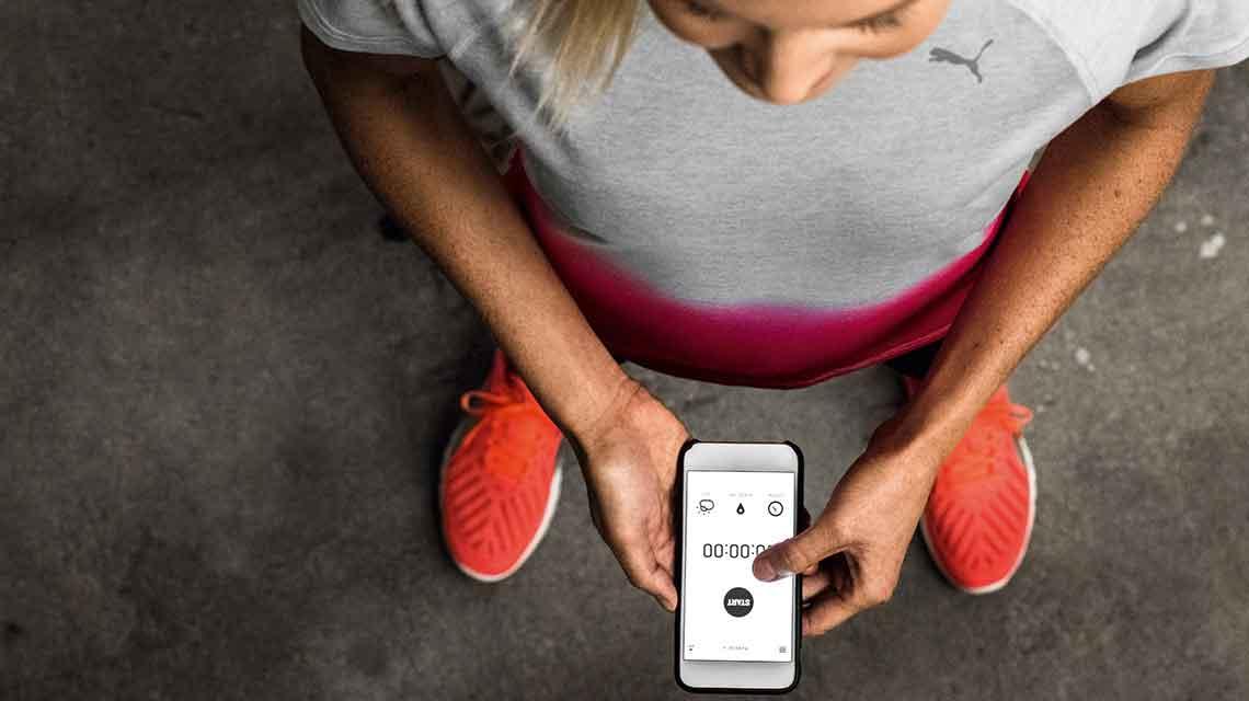 puma running app