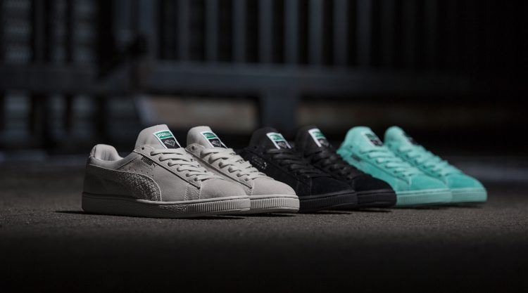 9ceced15553 PUMA x Diamond Supply Co.  Classic Suede
