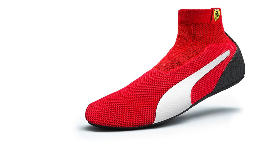 The Sock that won't catch Fire PUMA CATch up
