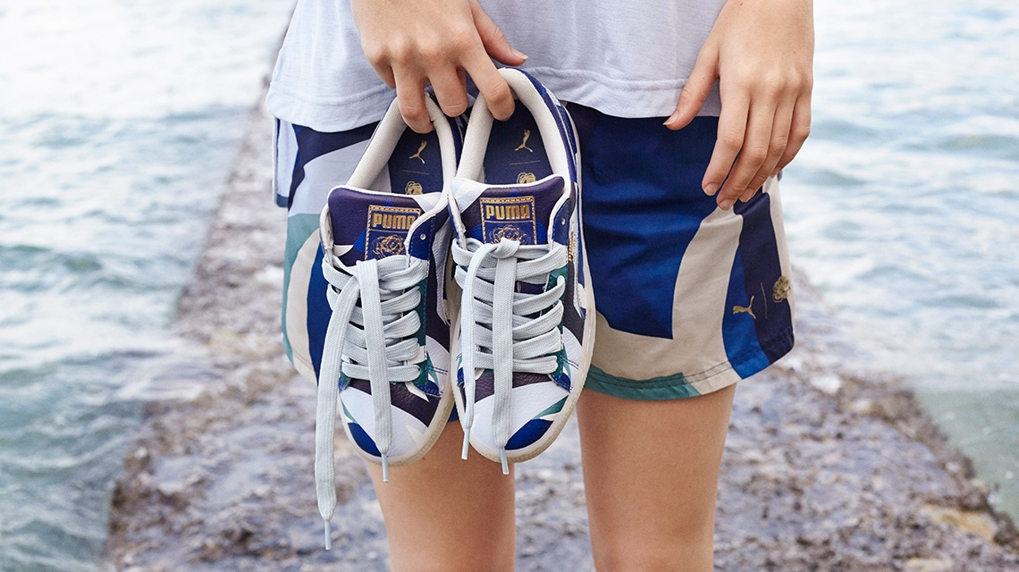 PUMA Announces Sneaker Collab With Lola Plaku | HYPEBAE