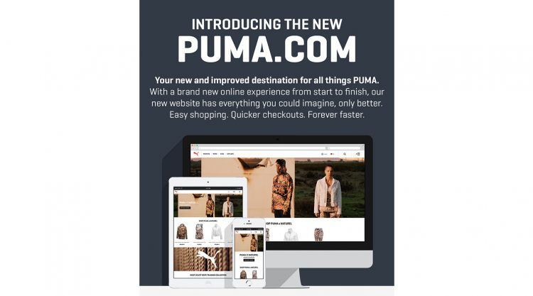 fbb179c54a That dilemma was the trigger point for PUMA's eCommerce Team to optimize PUMA's  online shop puma.com with a new version, that went live in July this year.