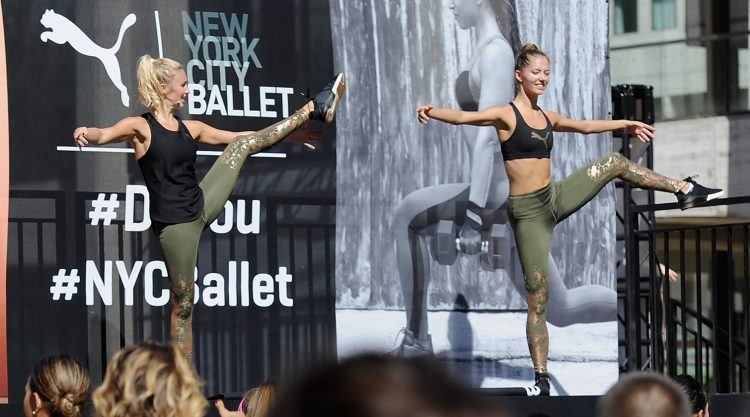 96d911b77e5db PUMA And NYCB collaborate on unique Workout - PUMA CATch up