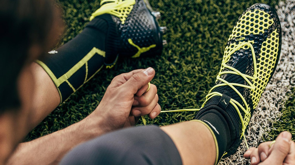 How to lace your future boots - PUMA CATch up