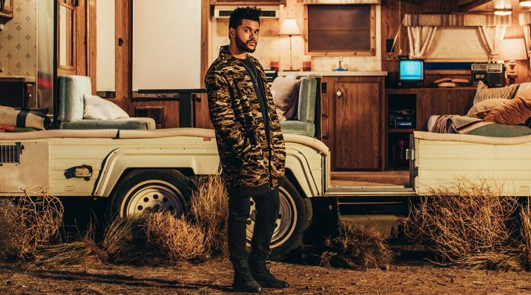 0ee629216 Third Drop of The Weeknd's collection hits stores - PUMA CATch up