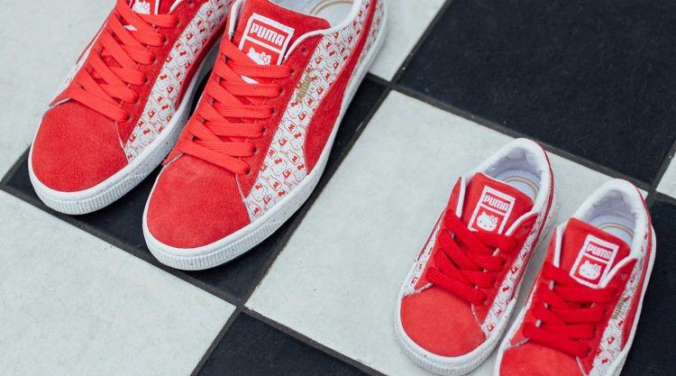 half off 69e7c 29ff4 PUMA Suede celebrates 50th birthday by collaborating with ...