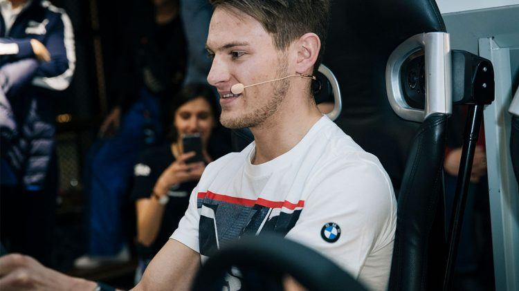 PUMA and BMW Motorsport launch SS '18 collection - PUMA CATch up