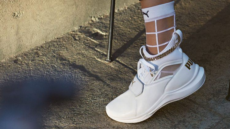 Selena Gomez debuts her first PUMA sneaker - PUMA CATch up