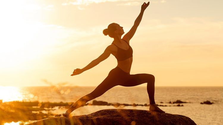 Ying and Yang: Yin-Yoga is the perfect balance to high-intensity training