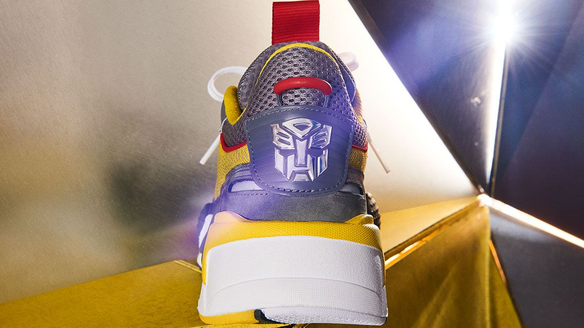 PUMA partners with Hasbro to launch