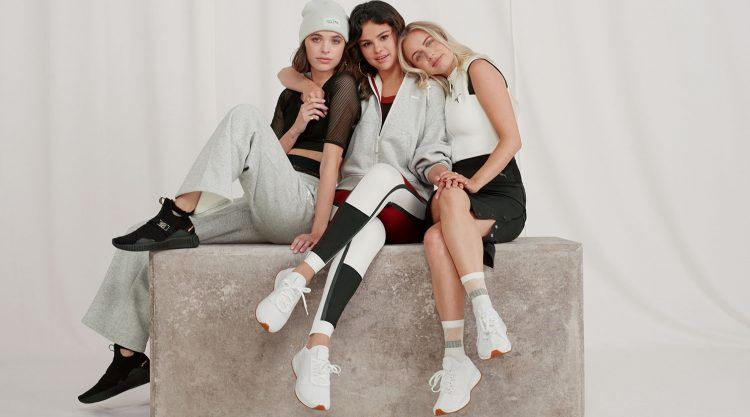 PUMA drops first Selena Gomez \