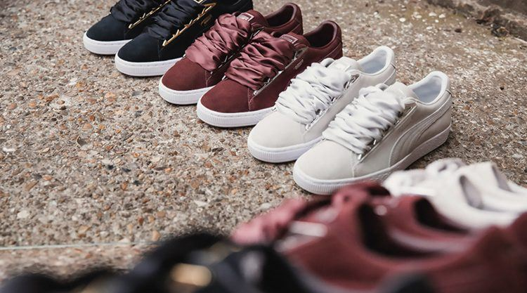 PUMA celebrated the Suede's 50th anniversary with 37 unique