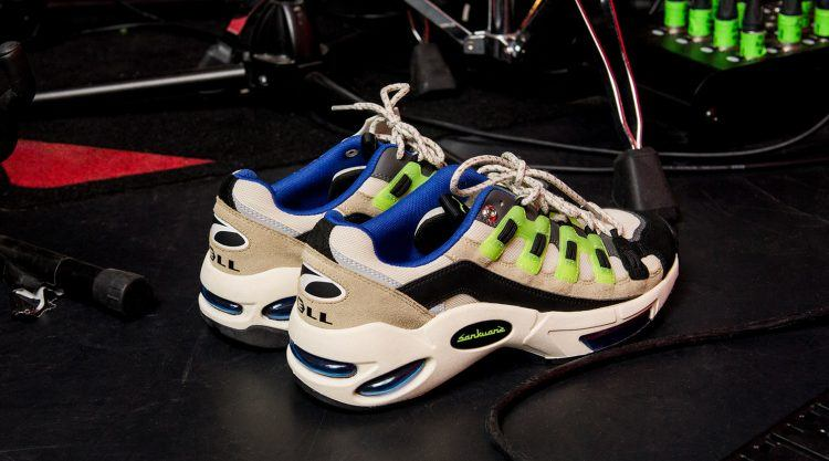 86020ca098d The Cell Endura SANKUANZ features PUMA's innovative CELL cushioning  technology