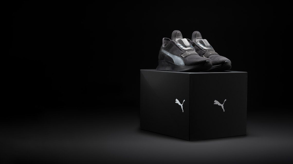 Fit Intelligence: PUMA introduced a shoe that automatically adapts ...