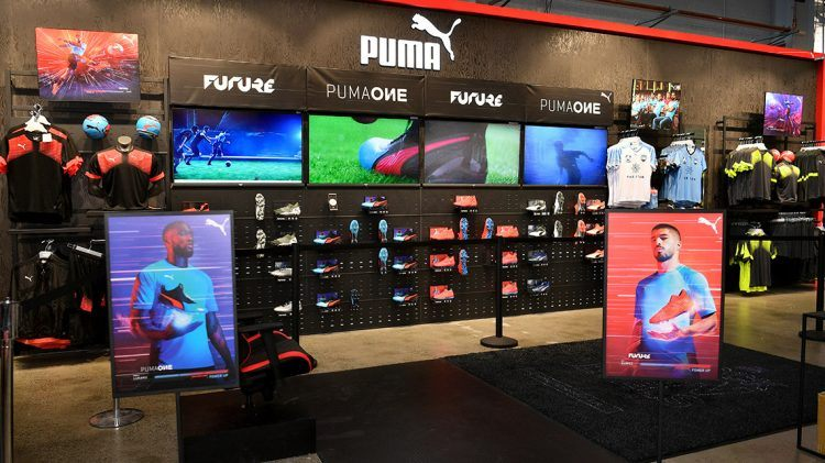 A whole new way of shopping: PUMA's unique digital