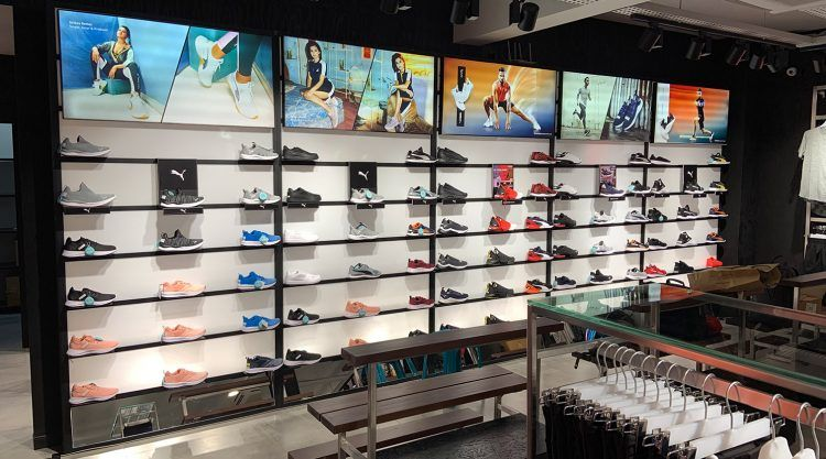 PUMA opens its first flagship store in Bangladesh, one of