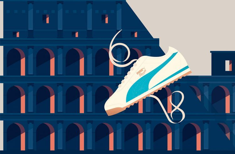 PUMA revives ROMA 68 OG in a series of