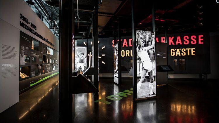 Borussia Mönchengladbach opens new museum with special PUMA