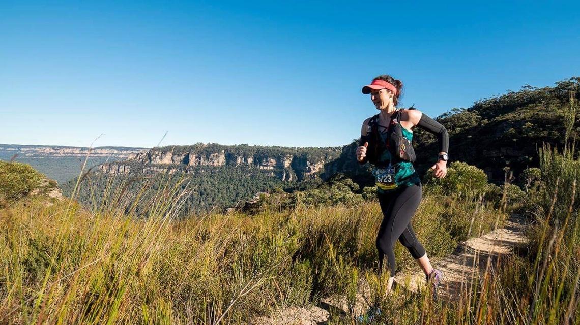 Hannah Porteous running an Ultra Marathon to steel her grit