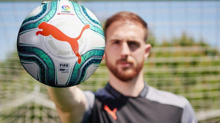 PUMA reveals the official match ball for the Spanish Football