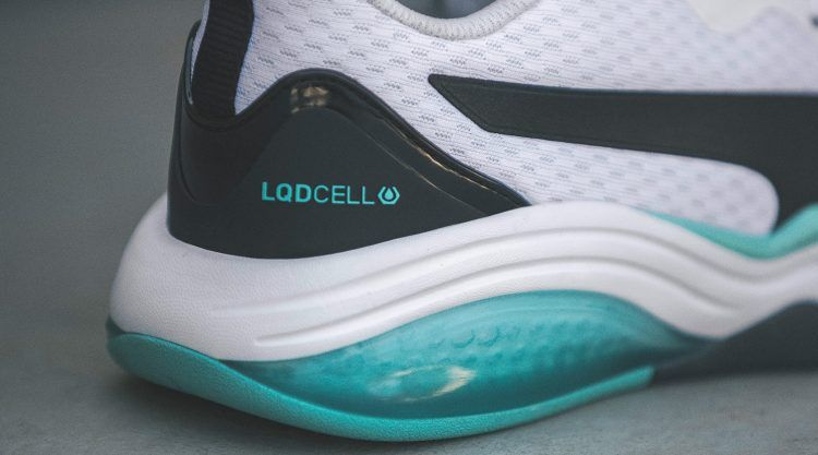PUMA's LQD CELL technology boosts your