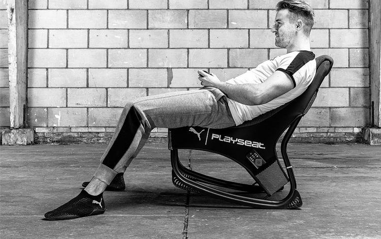Active Gaming: PUMA and PLAYSEAT revolutionized seating