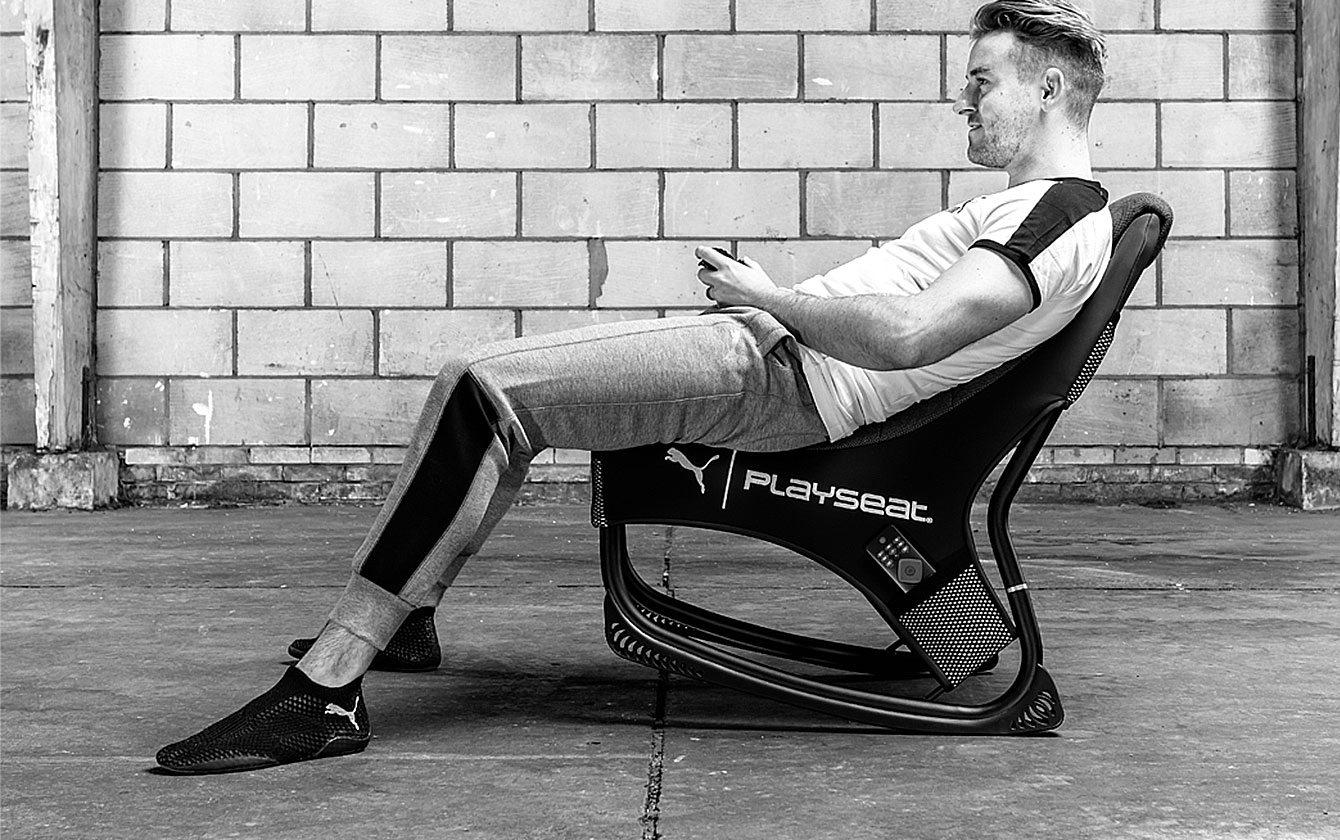 Active Gaming: PUMA and PLAYSEAT revolutionized seating - PUMA ...