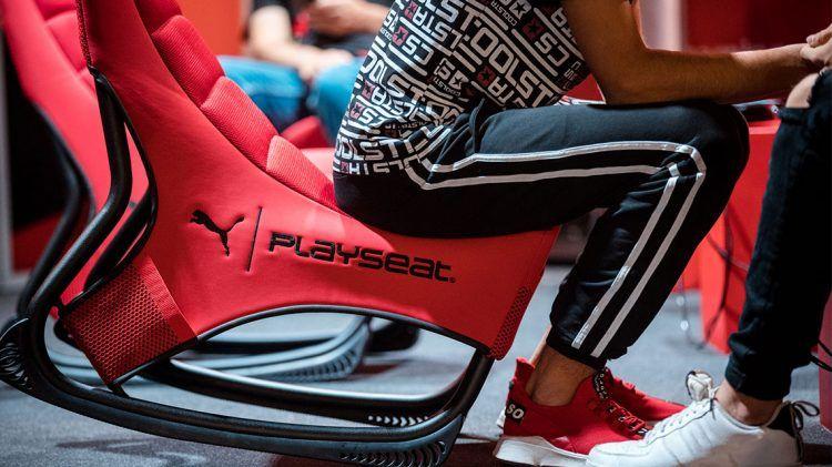 PLAYSEAT x PUMA game seat debuts at