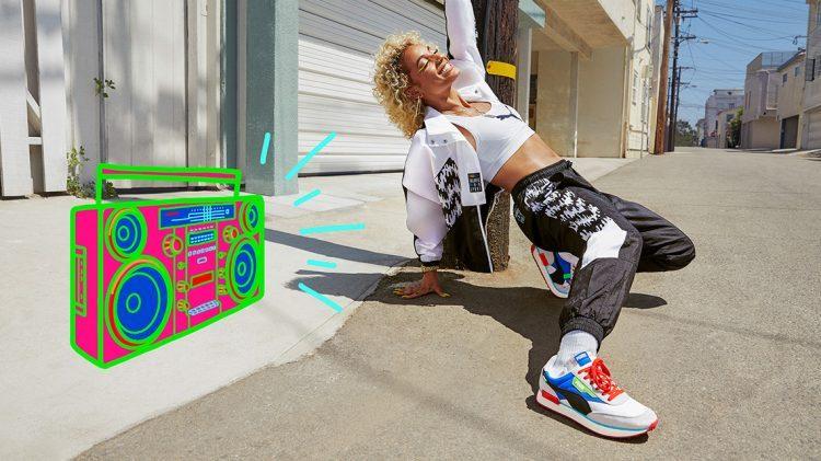 marcas reconocidas última moda real mejor valorado Get the Look: FUTURE RIDER - Ride on - PUMA CATch up