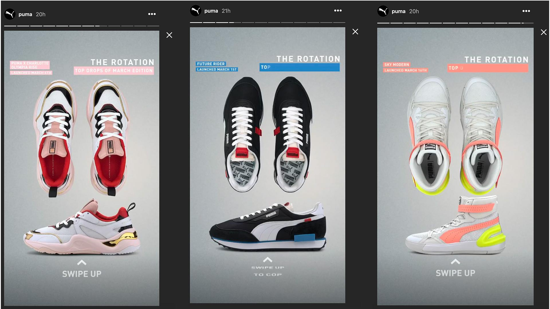 SPORTSTYLE Archives PUMA CATch up