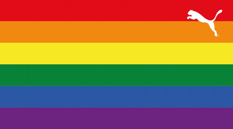 To celebrate pride month, PUMA HQ shines in rainbow colors - PUMA ...