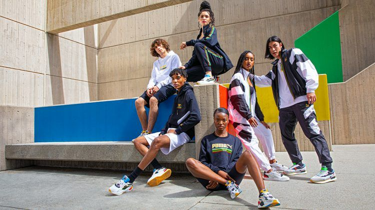 PUMA Celebrates the Power of Sport With