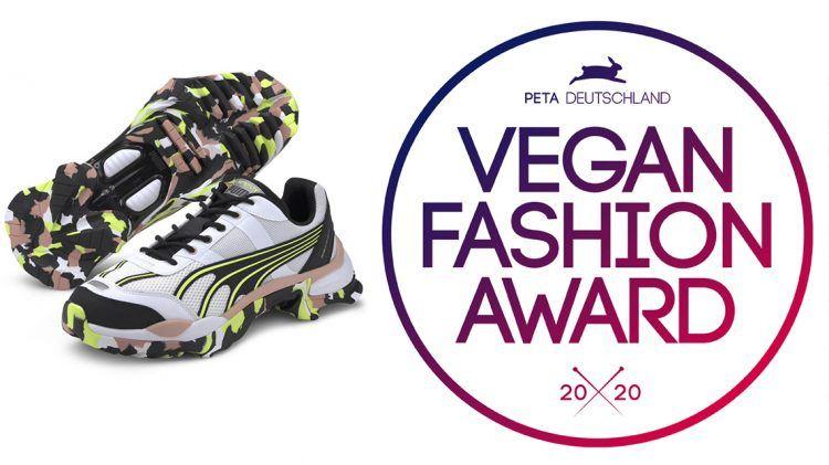 PUMA shoe Nitefox Dystopia was awarded