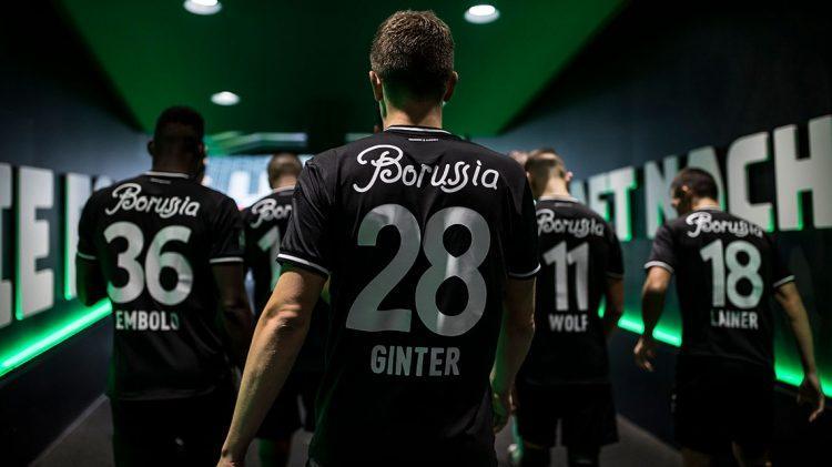 Bundesliga club Borussia Moenchengladbach celebrates its 120th ...