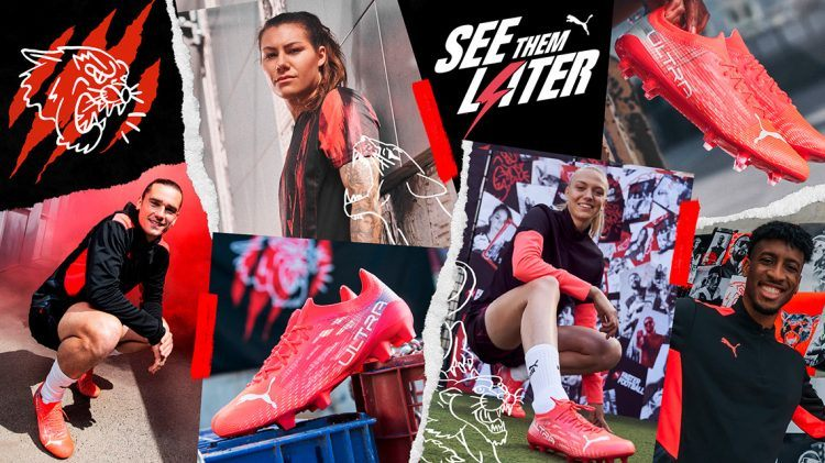 WELCOME TO FASTER FOOTBALL: PUMA LAUNCHES NEW ERA WITH THE ULTRA ...
