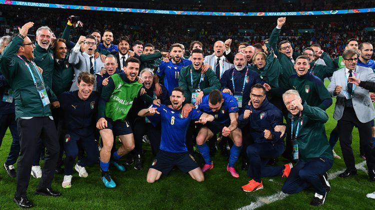 Get ready for the final: PUMA Team Italy takes on England in the ...
