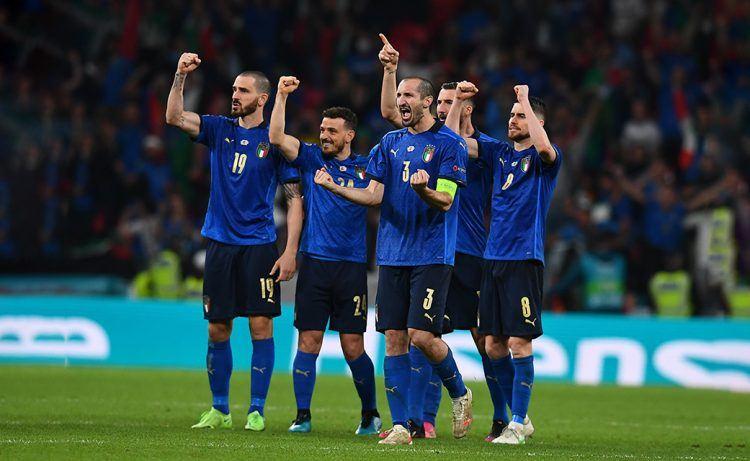 PUMA TEAM ITALY CROWNED EUROPEAN CHAMPIONS - PUMA CATch up